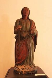 Museu de Arte Sacra de Santos - santa-catarina-de-alexandria-bx