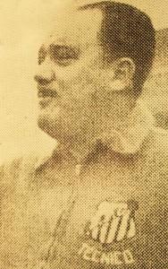 Luís Alonso Pérez -Técnico Lula - treinador dos Santos FC de 1954 a 1966
