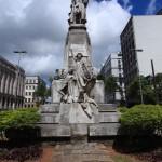 Brás Cubas, fundador da Santa Casa de Santos