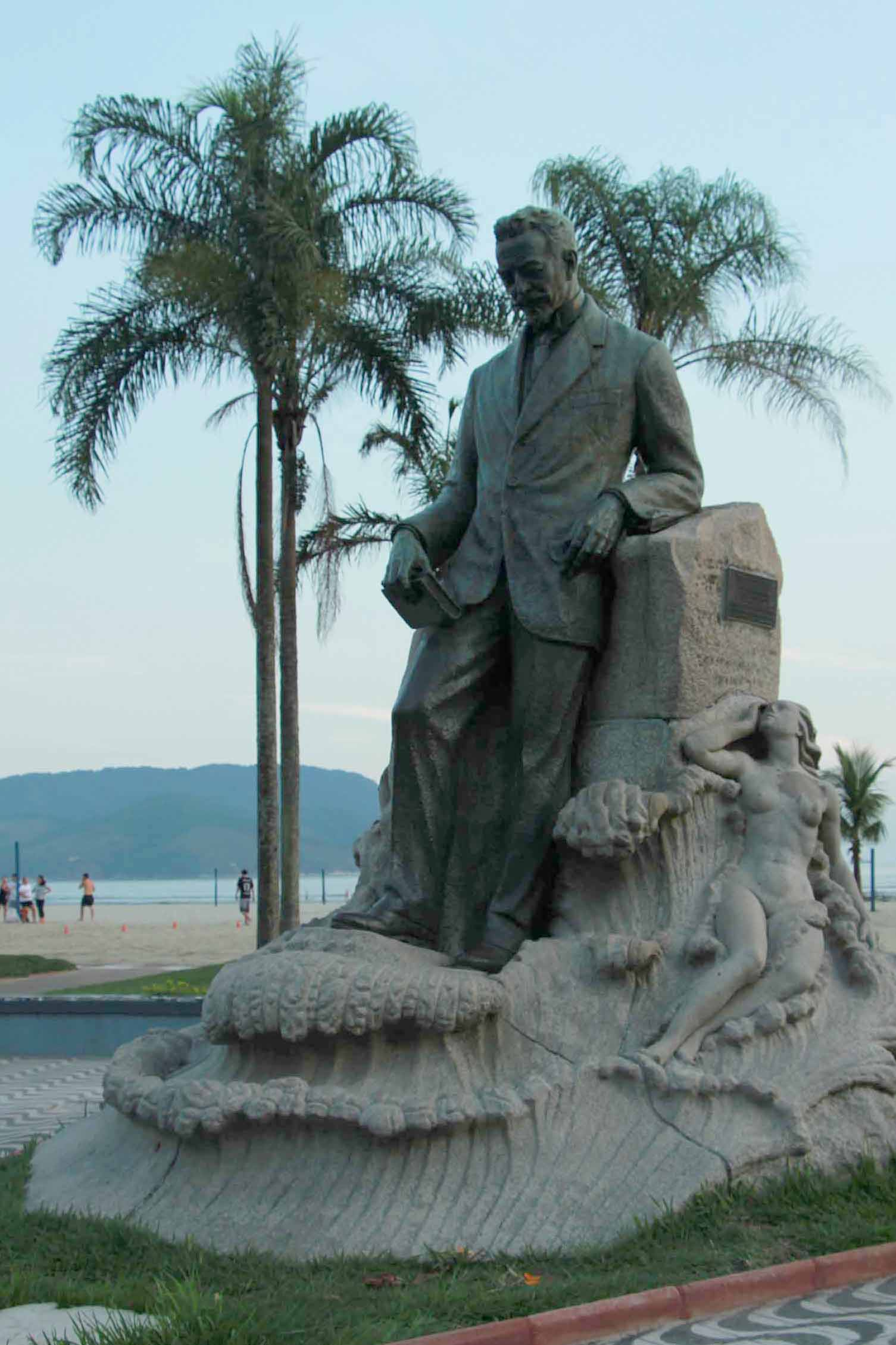 Vicente de Carvalho, o Poeta do Mar