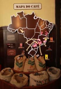 Mapa do Café