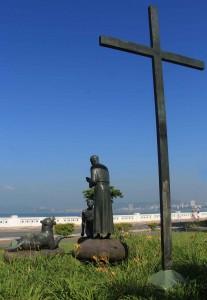 Santos: o maior jardim de praia do mundo