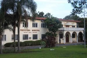 Palácio Santo Agostinho - Prefeitura Municipal