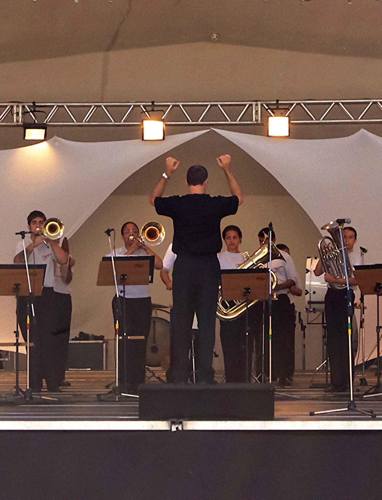 Orquestra de Metais Lyra Bragança