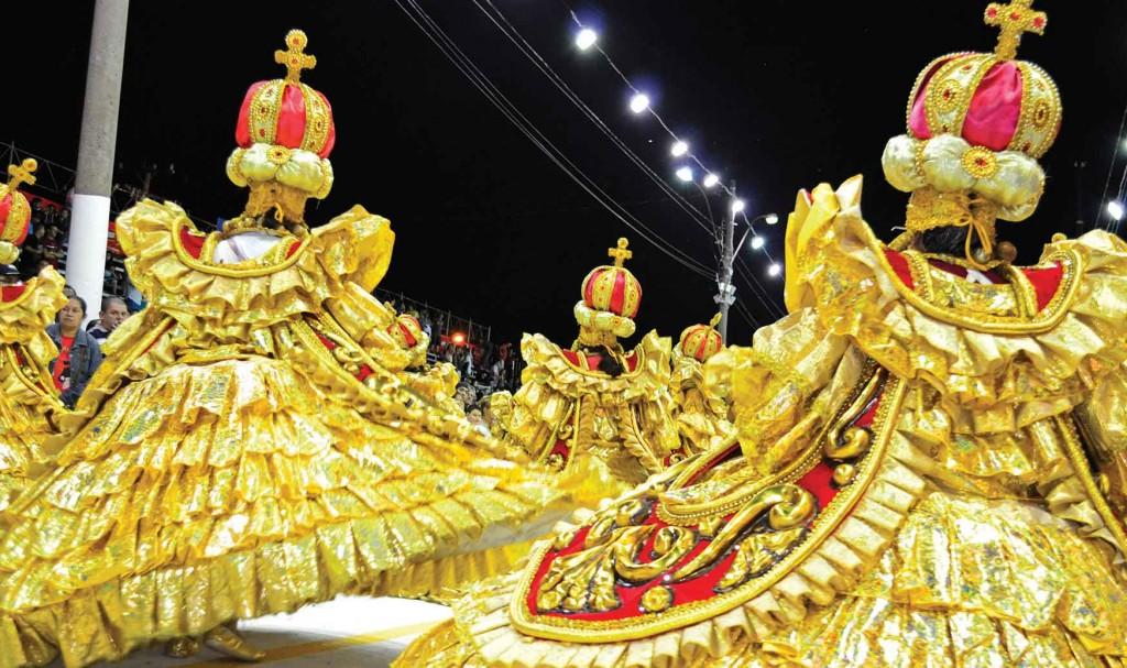 Carnaval em Bragança Paulista