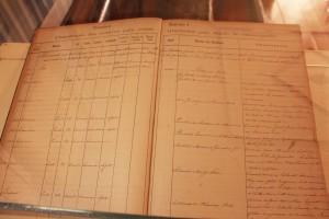 Classificação dos escravos para serem libertados pelo fundo de emancipação