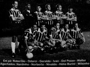 Campeão Paulista 1965