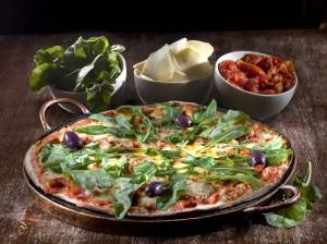 Pizza Caprese - Forneria Razera