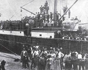 Imigrantes Italianos em Bragança Paulista
