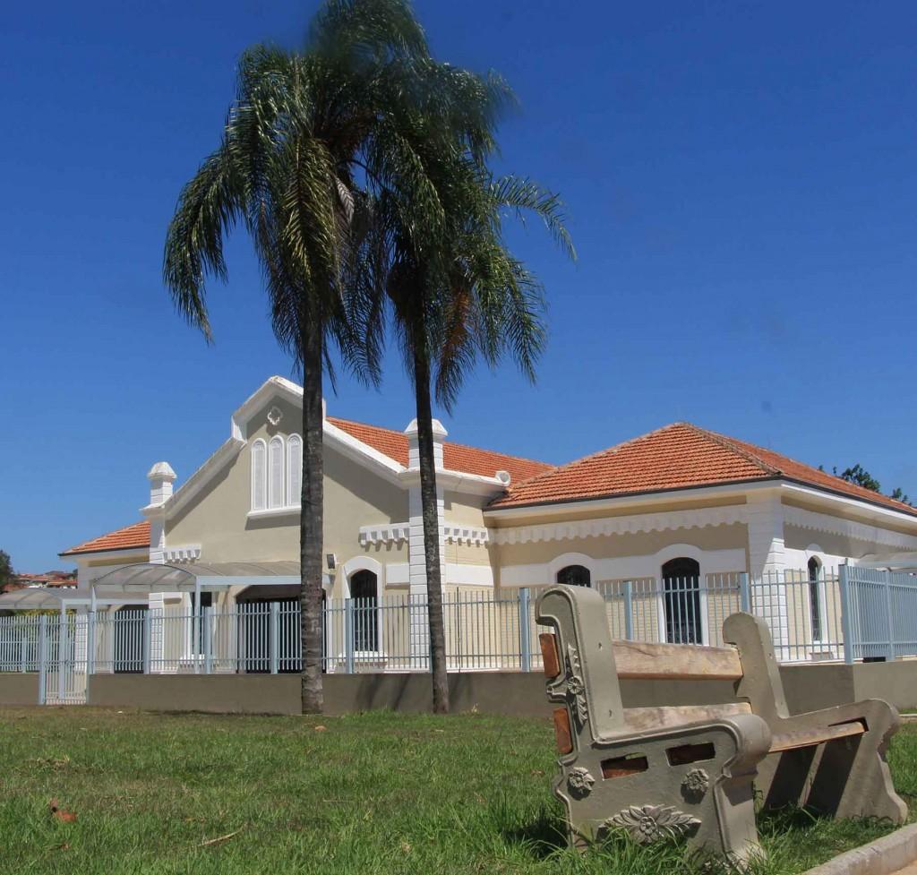 Centro Cultural Geraldo Pereira - Matadouro