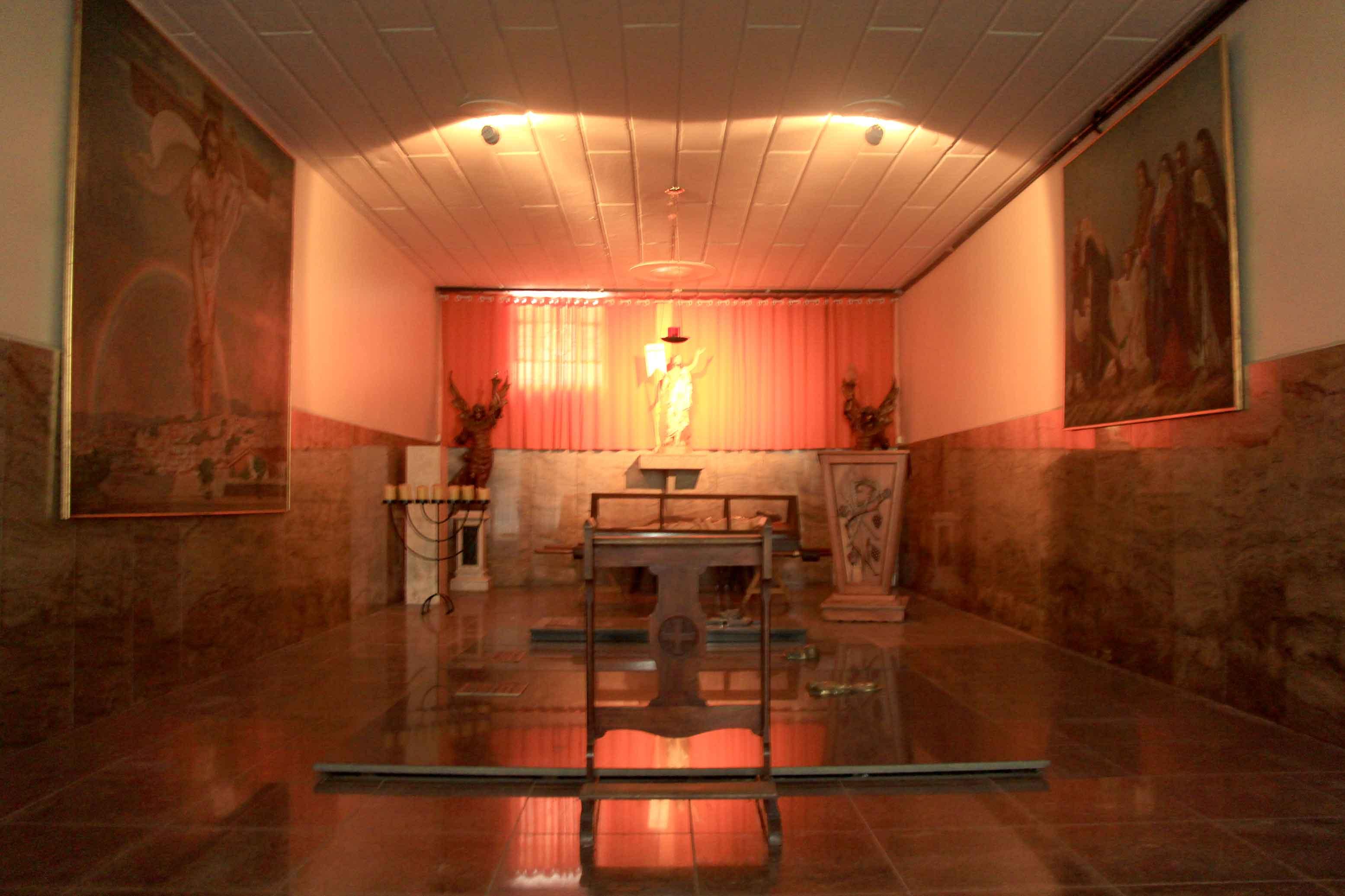 Acervo da Paróquia de Bragança Paulista -Cripta da Catedral
