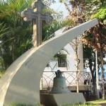 A cruz perdida de Bragança Paulista