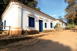 Antiga Estação - Bairro Carlos Gomes