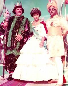 Carnaval de Santos - Rei Momo Waldemar Esteves da Cunha