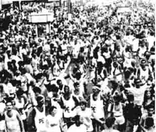 Carnaval de Santos - Folia de 1980