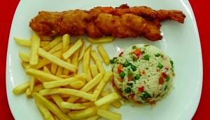 Gastronomia em Santos