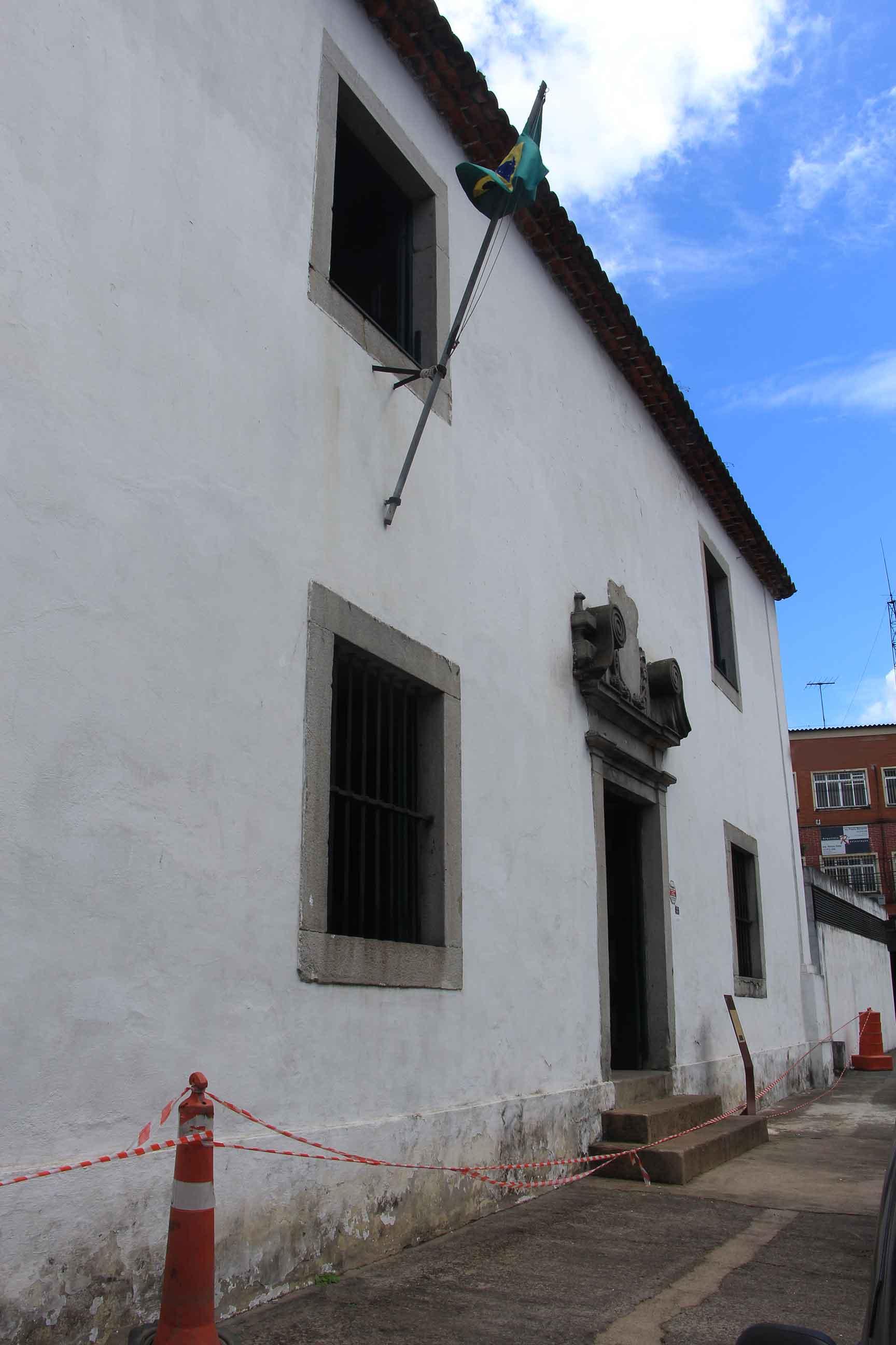 Fortalezas de Santos