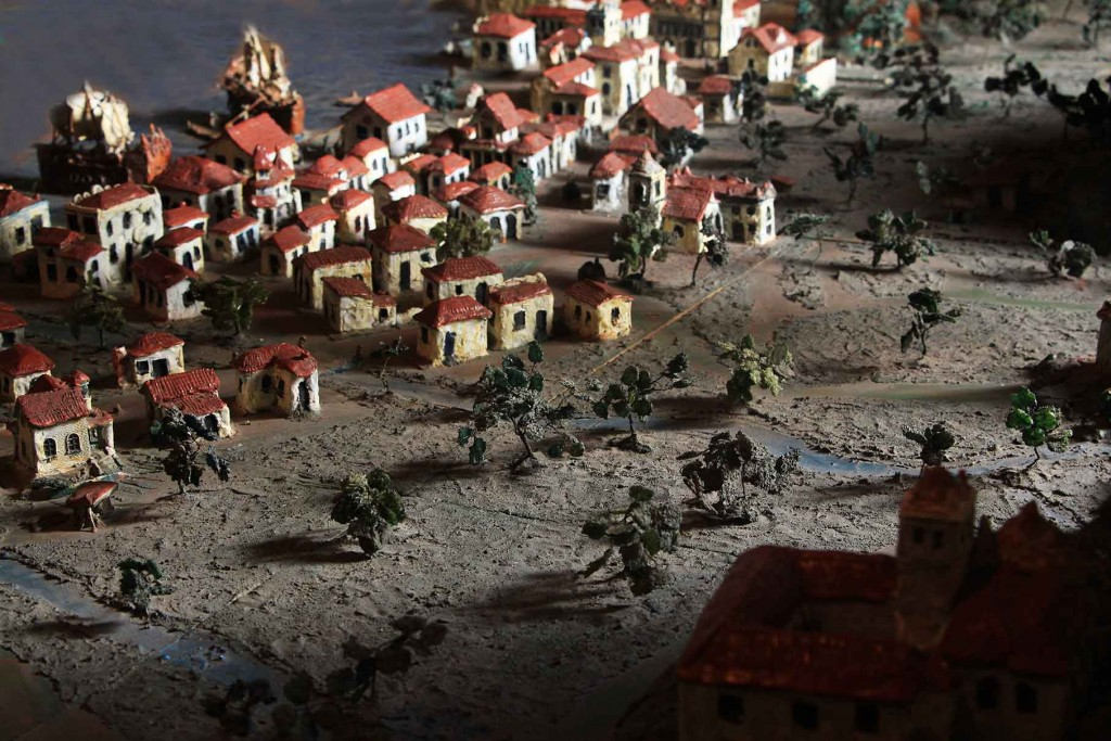 A história da vila de Santos