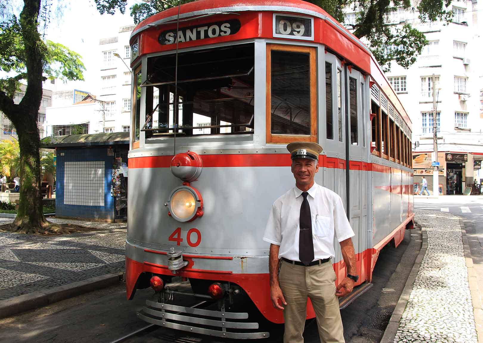 Imigrantes ingleses em Santos