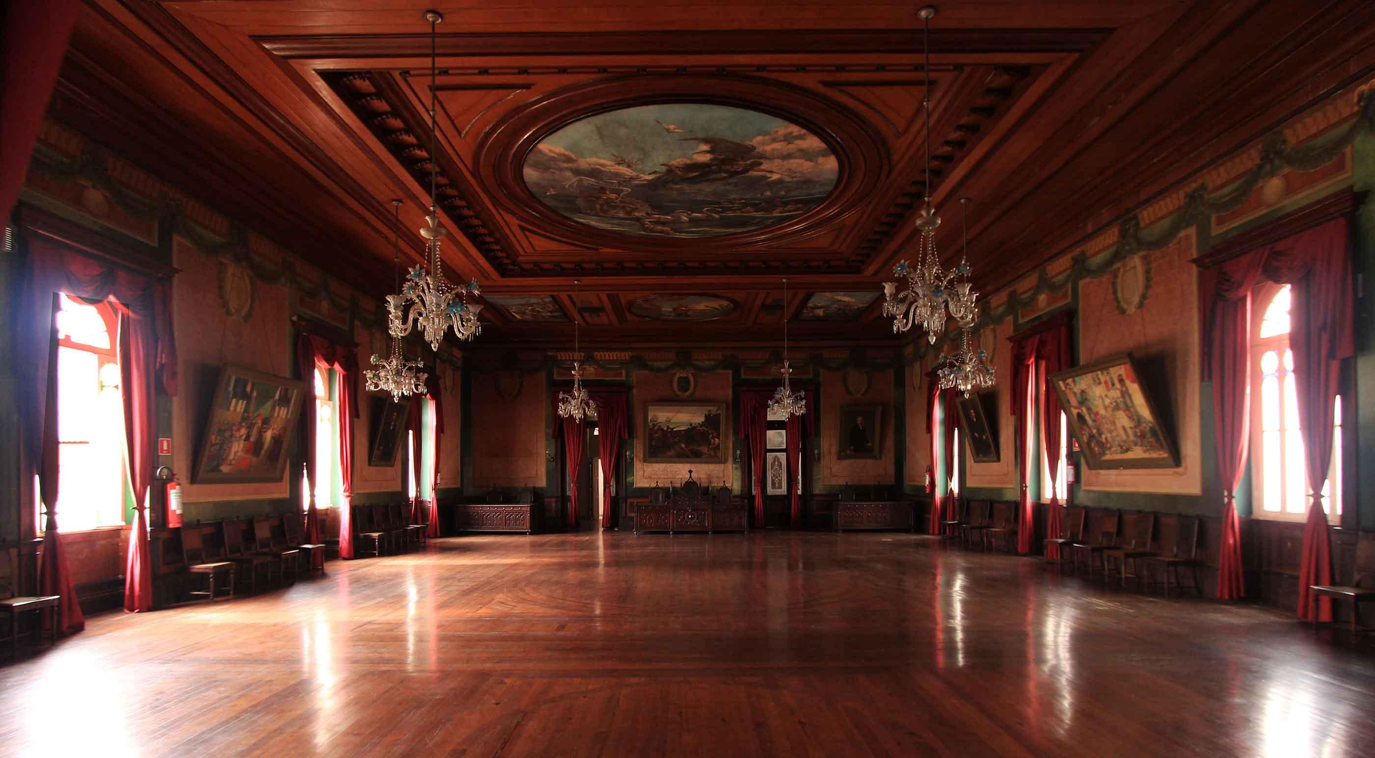 Salão Camoniano - Centro Cultural Português