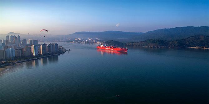 Canal do porto (foto Alexandre Andreazzi)