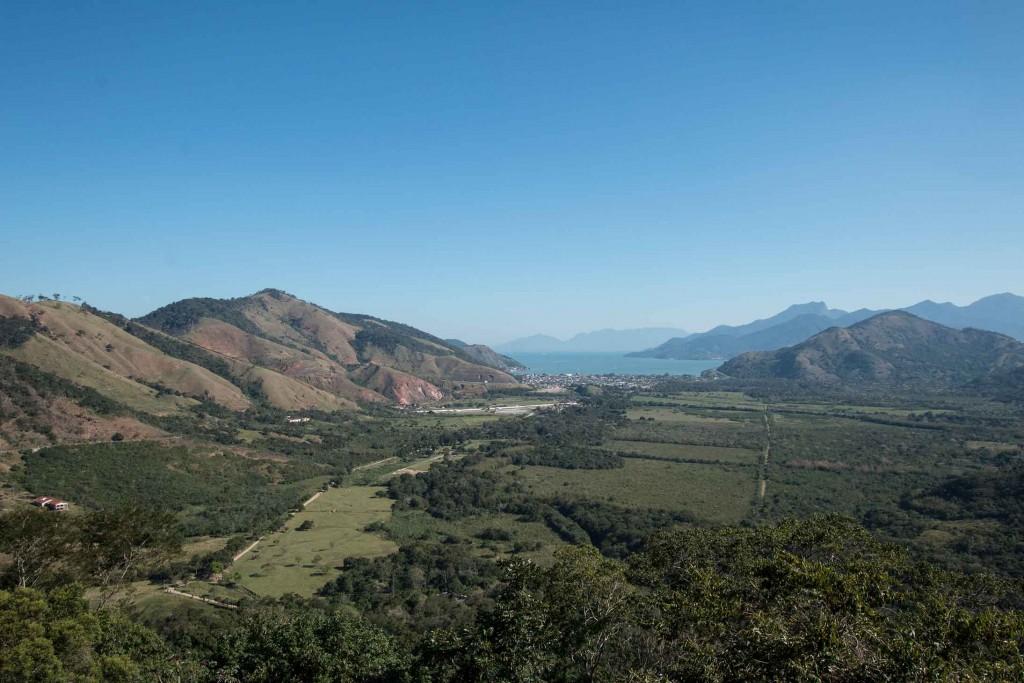 A estrada imperial na Serra do Piloto - Mirante Imperial