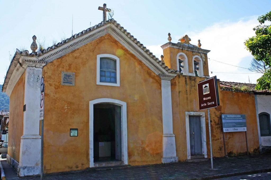 Foto Secretaria de Turismo de São Sebastião