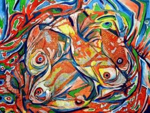 Arte em Caraguatatuba-Peixes-Ennio-Angelo-Bertoncini-bx