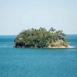 A magia das ilhas da Rio-Santos