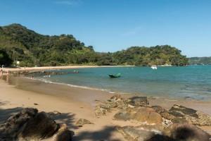 praias de Paraty -Praia de São Gonçalinho - Paraty