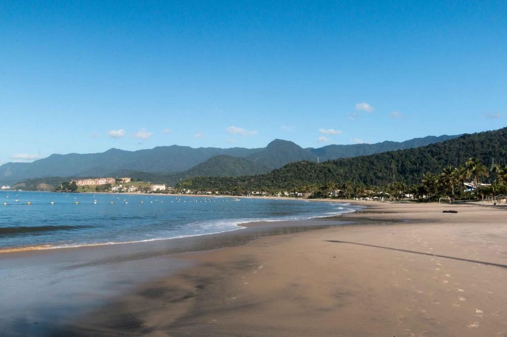 praias de Caraguatatuba-Praia de Tabatinga