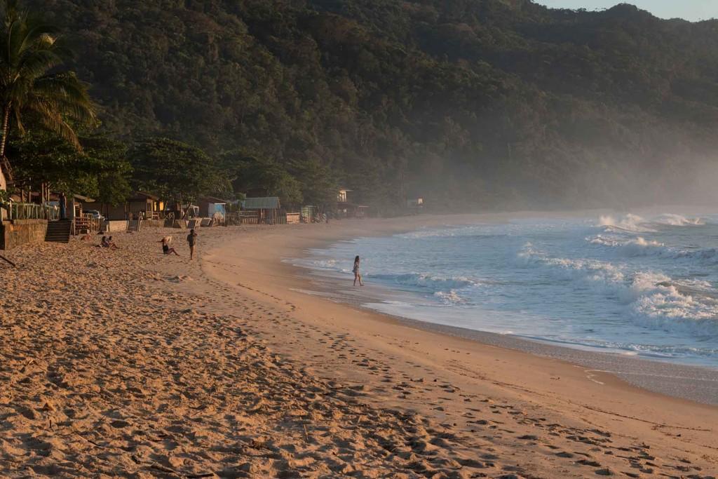 praias de Paraty -Praia de Fora - Trindade