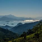 Rio-Santos: o encontro entre o verde e o azul