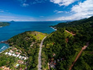 Turismo Ecológico na Rio-Santos