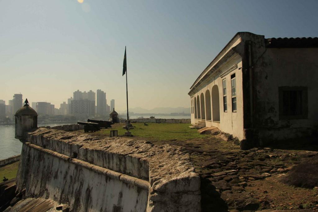 Fortalezas na Rio-Santos - Fortaleza da Barra Grande