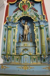 Turismo Religioso na Rio-Santos -Igreja Matriz Nossa Senhora da Guia - Mangaratiba (foto Hugo Satyro)