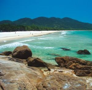 Praia Lopes Mendes - Shutterstock