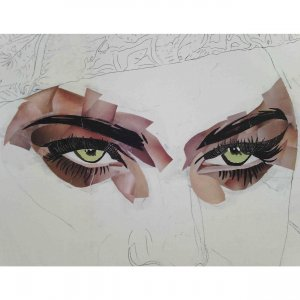 Pra onde vão me levar esses olhos verdes? Vou me perder ou vou me encontrar? Quais são as propostas desses olhos verdes? Peço pra sair ou peço pra ficar? (Jayne Vituriano)