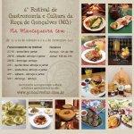 Gonçalves – Festival de Gastronomia e Cultura