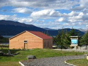 Colonização de Ushuaia- casa Stirling