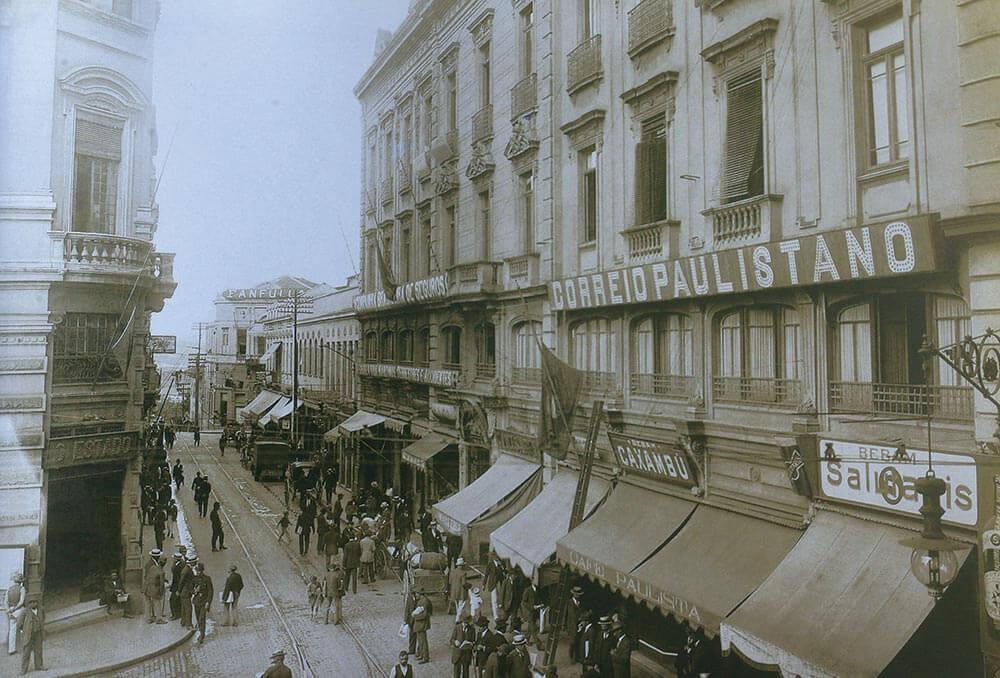 Rua João Brícola - 1910