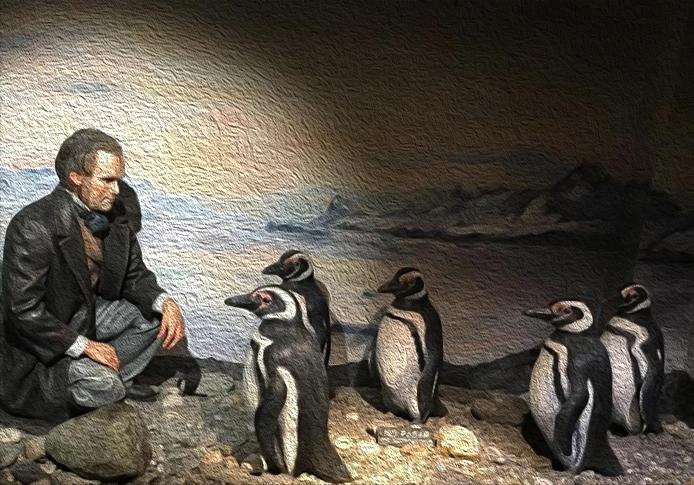Charles Darwin - Ushuaia
