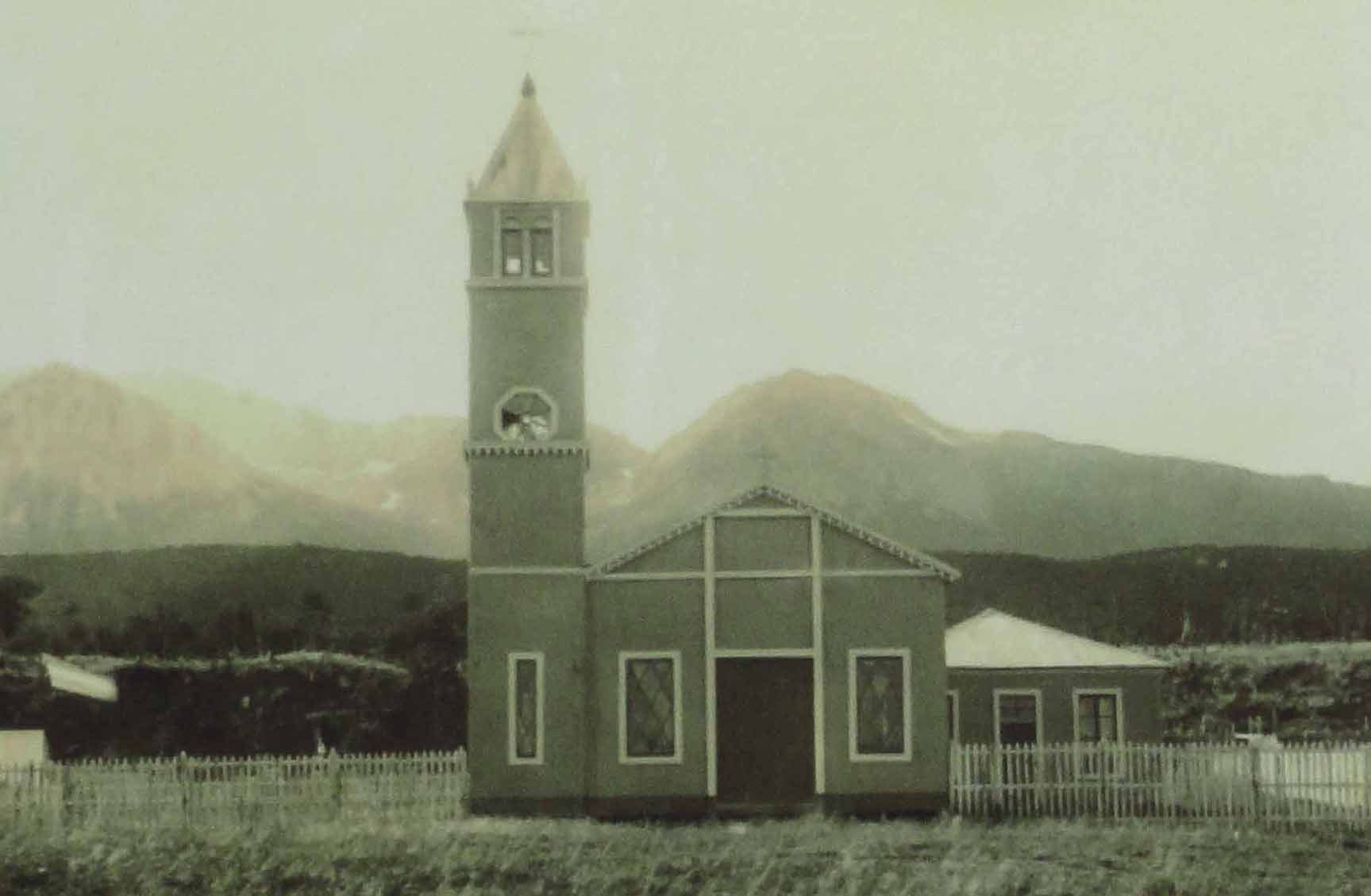 Igreja Paroquial em Ushuaia