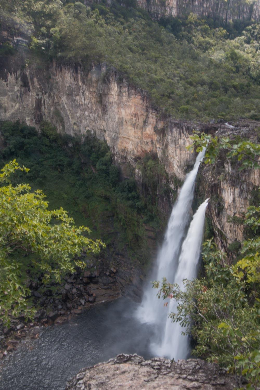 Saltos do Rio Preto-Alto Paraíso de Goiás