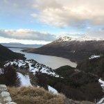 Lago Escondido e Lago Fagnano em Ushuaia