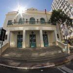 Teatro Álvaro de Carvalho em Florianópolis