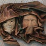 Máscaras de Gramado – Arte em couro vira tradição