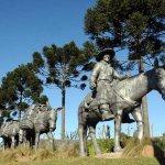 Esculturas e Monumentos das Serras Catarinense e Gaúcha
