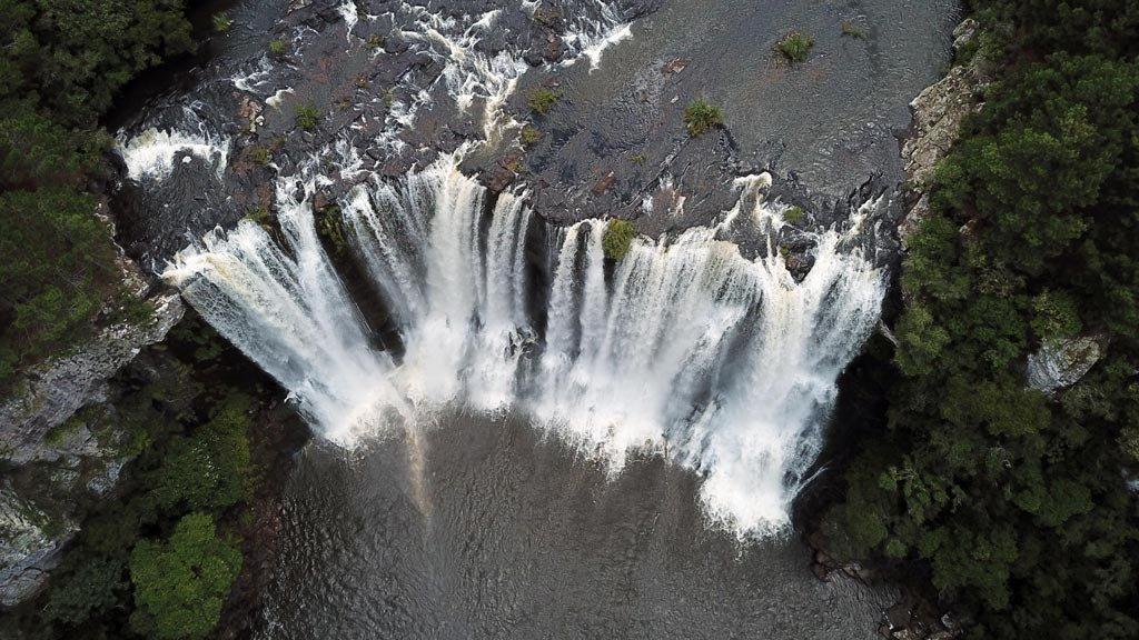 Cachoeiras das Serras Catarinense e Gaúcha