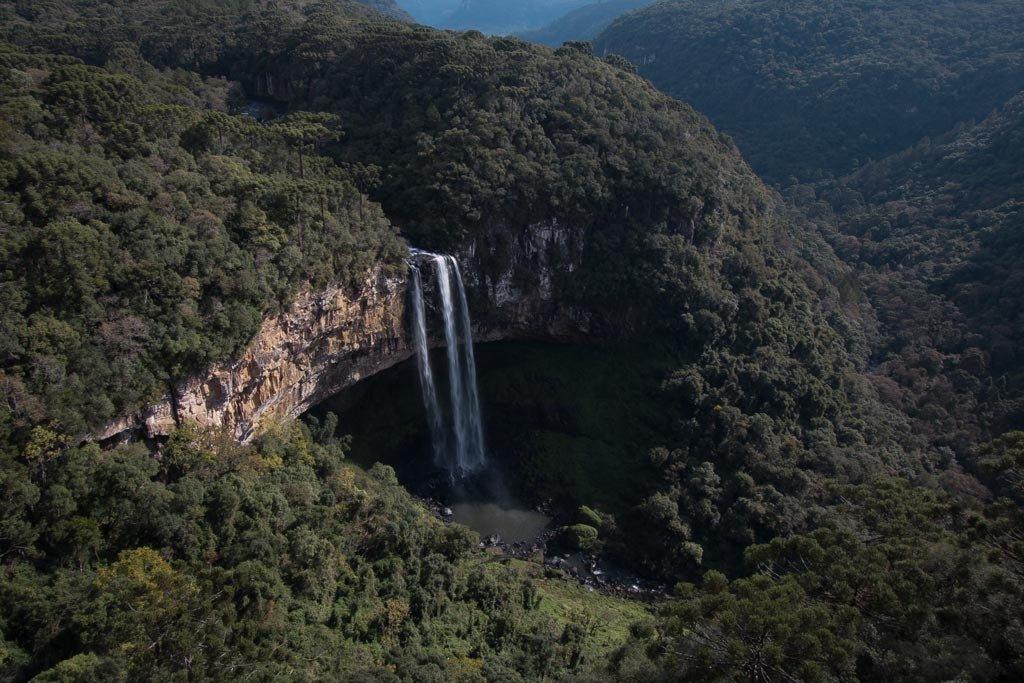 Parques ambientais das Serras Catarinense e Gaúcha